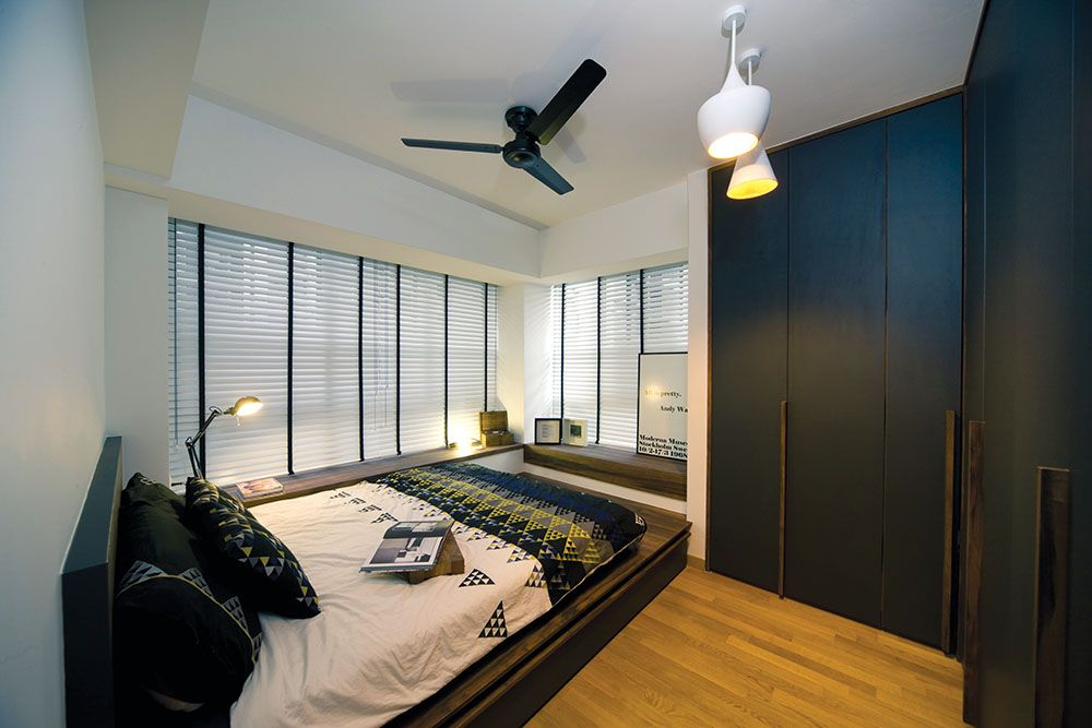 Modern Pop Parafit Design Singapore
