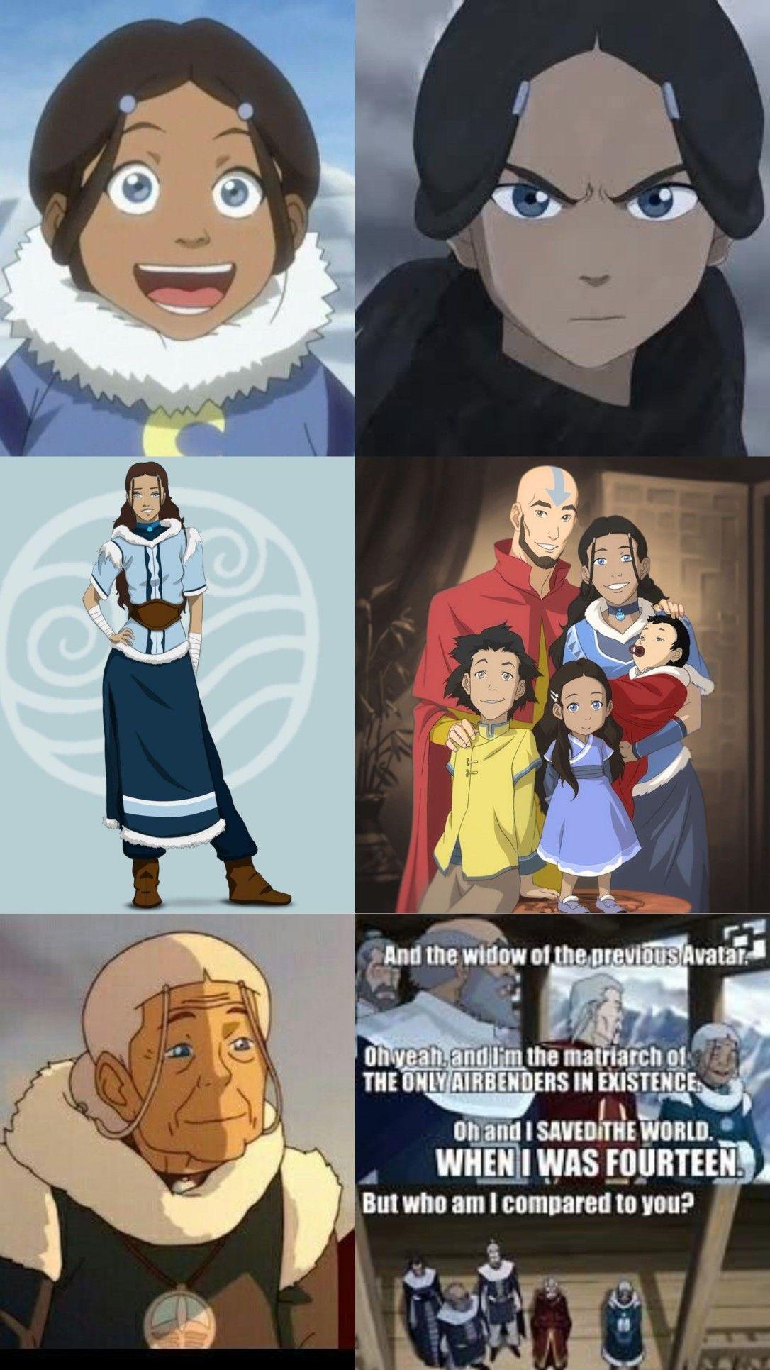 Katara. Love her so much. Avatar - The Last Airbender #avatarthelastairbender