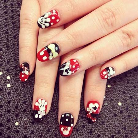 Fantastic Navy Nail Art Big Nail Art Kit For Kids Shaped What Color Nail Polish Is In Right Now Nail Art Christmas Ideas Young Nail Art Machine In Pakistan OrangeSimple Nail Art Designs For Short Nails Videos Simple Mickey Mouse Nail Art   Emsilog