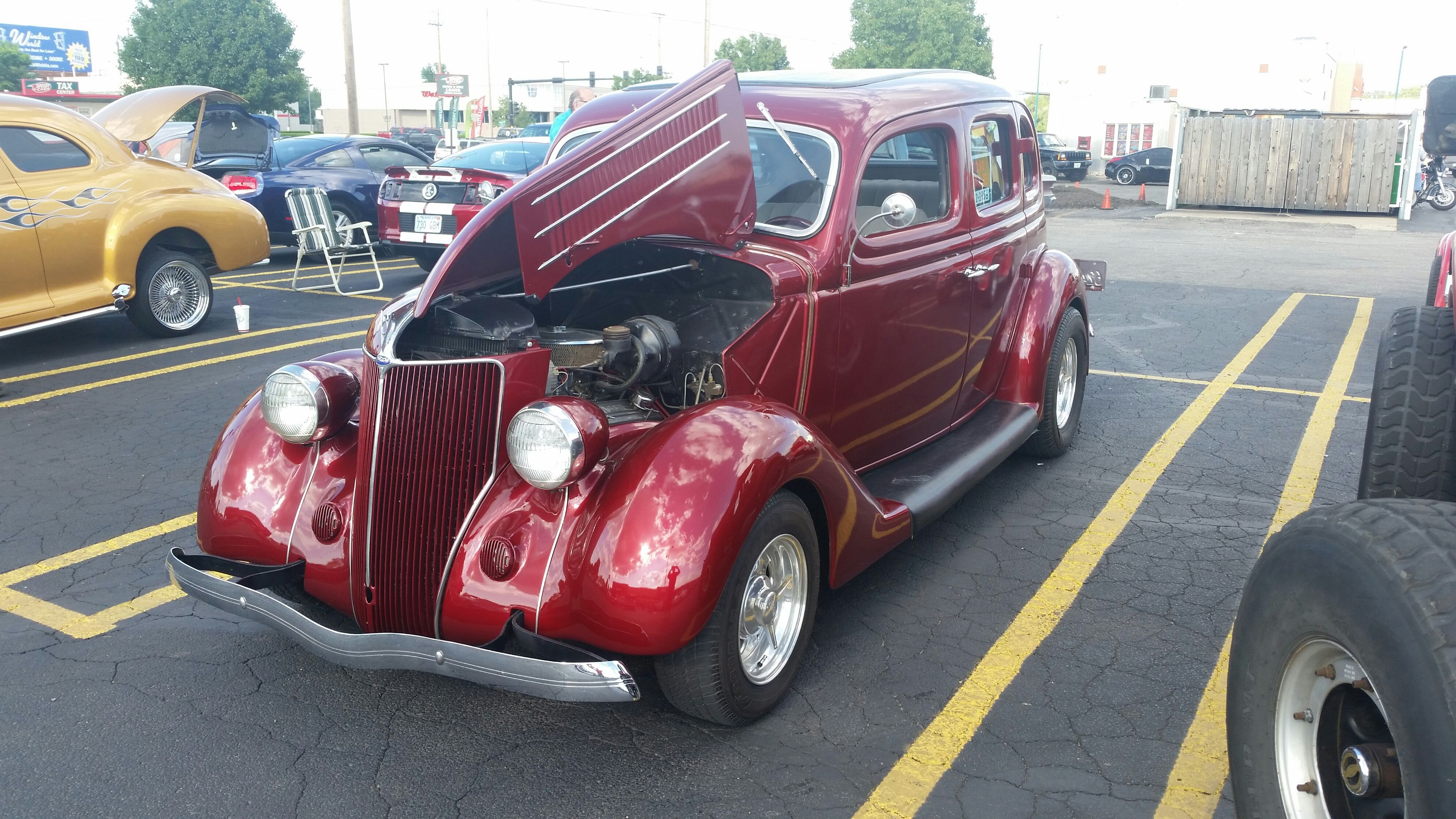 For Sale: 1936 Ford 4 Door Sedan Street Rod $26500 at: www.motorn ...