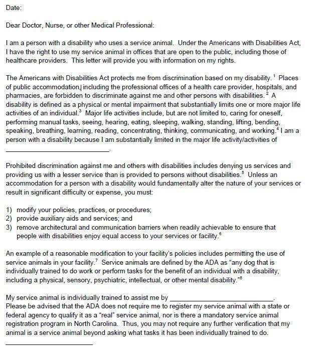 10+ Advocacy Letter Format en 2020