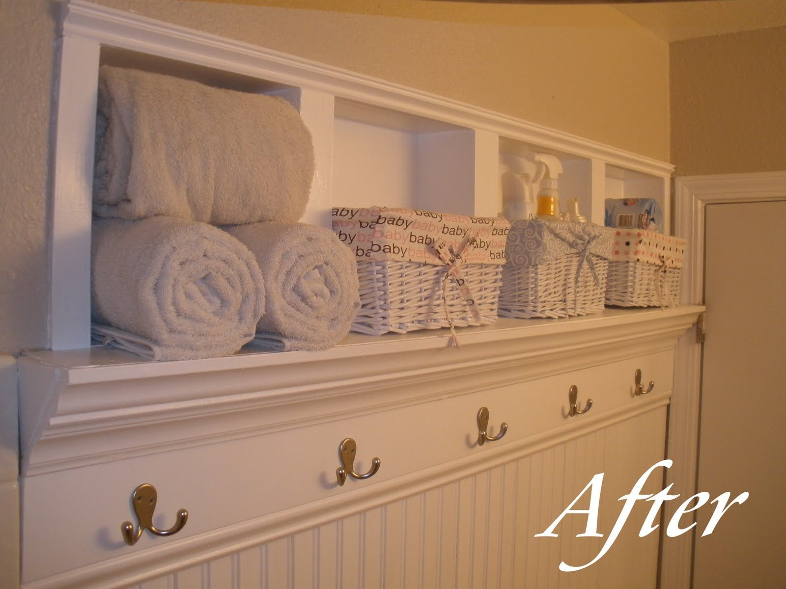 Creating Storage Space In Your Bathroom With Built In Cabinets Storage Spaces Small Bathroom Storage Beautiful Storage