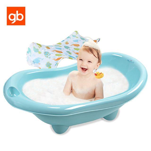Gb multifunci n de pl stico grueso ni o ba era beb reci n for Banera plastico bebe