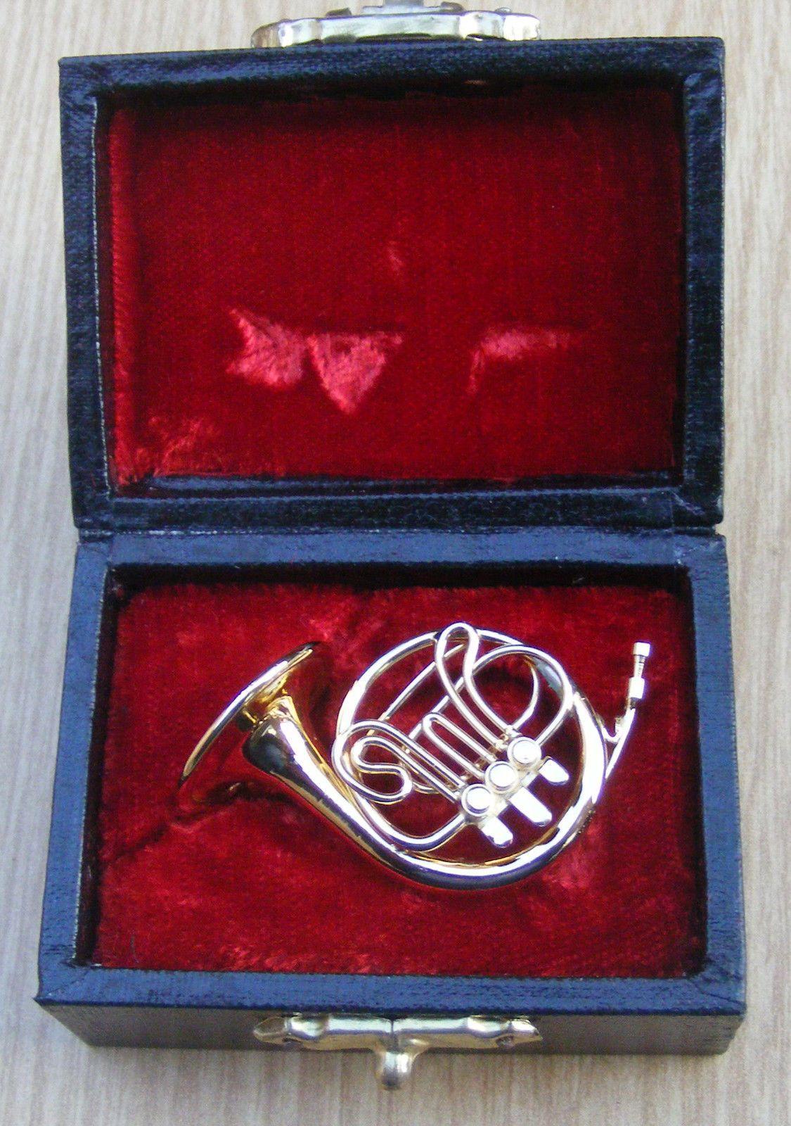 1//12 Dollhouse Miniature Alto Saxophone Sax Musical Instrument Music Figure box