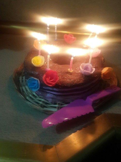 عيد ميلاد سعيد صور تورتة مكتوب عليها عيد ميلاد سعيد وكل سنة وانت طيب Birthday Candles Happy Birthday Birthday