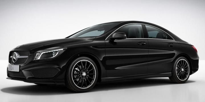 Mercedes Cla 180 Midnight Turbo Limited Edition Carros