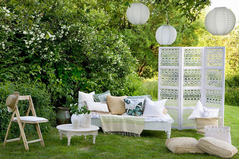 Jardim romântico - Dicas de decoração - Revista Westwing
