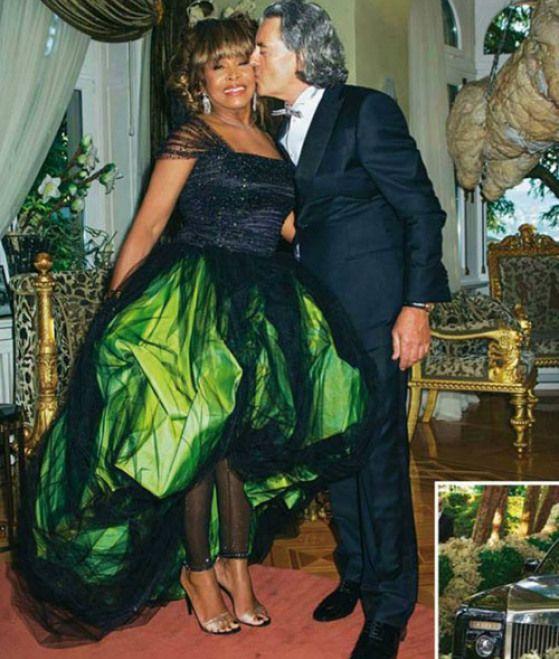 tina turner wedding photos | ebony brides | tina turner, will turner