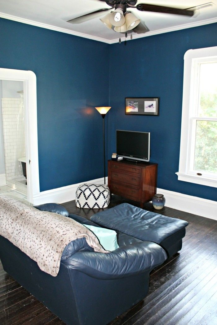 wall paint wall color palette dark blue examples room on wall paint colors id=13750