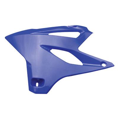 Motorcycle Body Plastics Radiator Shrouds ABS Plastic For Yamaha YZ85 2015 2016 2017 2018