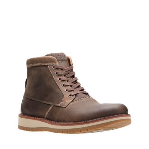 clarks casual boots