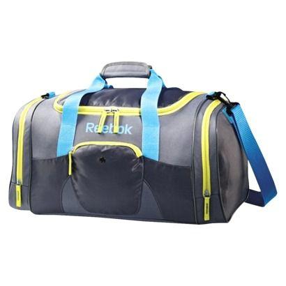 Reebok Slim Duffel Bag - Gray want this