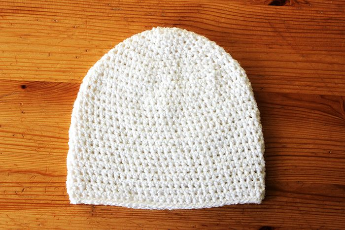 Basic Baby Hat 3 6 Months Yarn Weight Sport Weight 3 Crochet