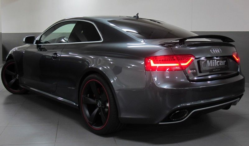 Every time this Audi RS5 comes to the market, the theme and model always renew.