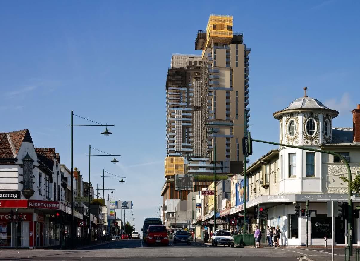 545 Station Street, Box Hill Australia history, Melbourne