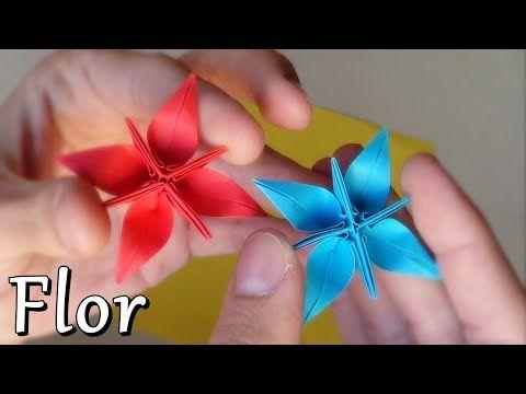 Pin De Irene Planting En Fabric Flowers And More Cómo Hacer Flores De Papel Flores De Papel Origami Origami