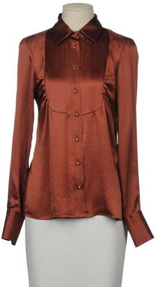 ShopStyle: SPACE STYLE CONCEPT Long sleeve shirt
