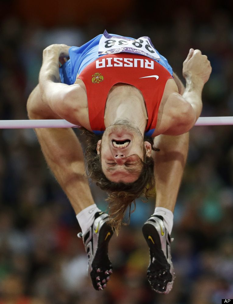 HIGH JUMP | Olympics 2012 - London, Baby | Pinterest | High jump ...