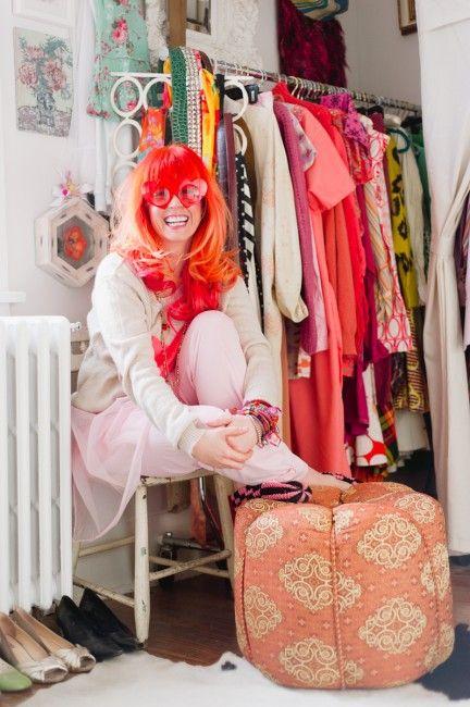 INTERIOR: WELCOME TO THE GLITTER SUITE | Tiffany Pratt