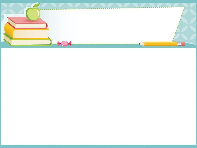 Back to School Theme Education Background powerpoint, Powerpoint