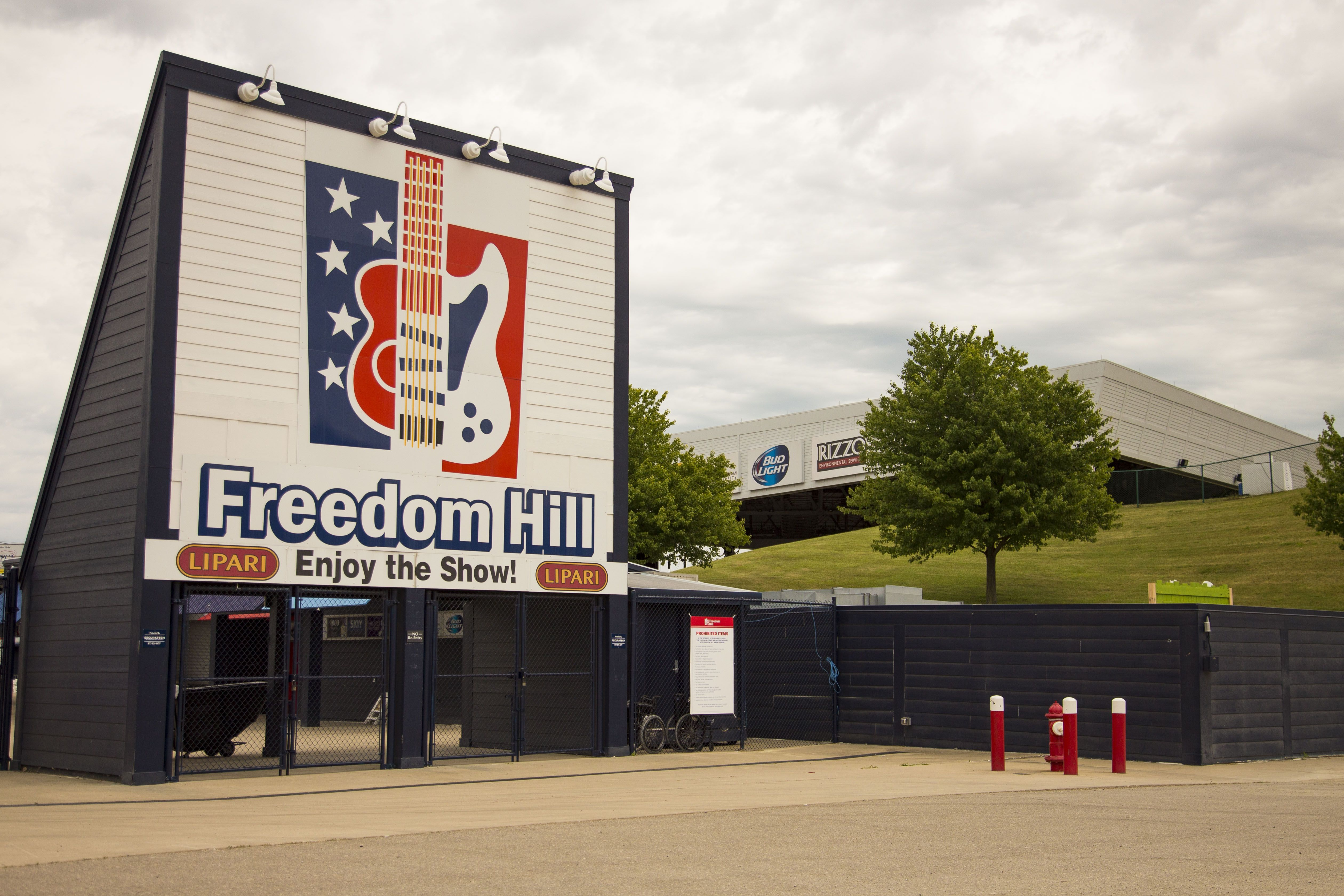 Freedom Hill Is A County Park Featuring Picnic Areas A Playground And More But It S Most Known For Concerts At The Large Amp County Park Lipari Picnic Area