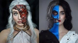 incredible halloween makeup ideas 2019 amazing art makeup