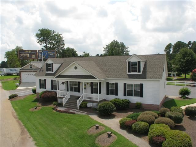 Dormers On A Ranch House Featured Specials From Royal Homes