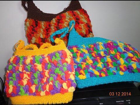 como hacer asas para carteras tejidas a crochet paso a paso youtube bolsos en