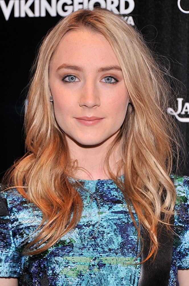 Saoirse Ronan. Born, April 12, 1994 in The Bronx, New York