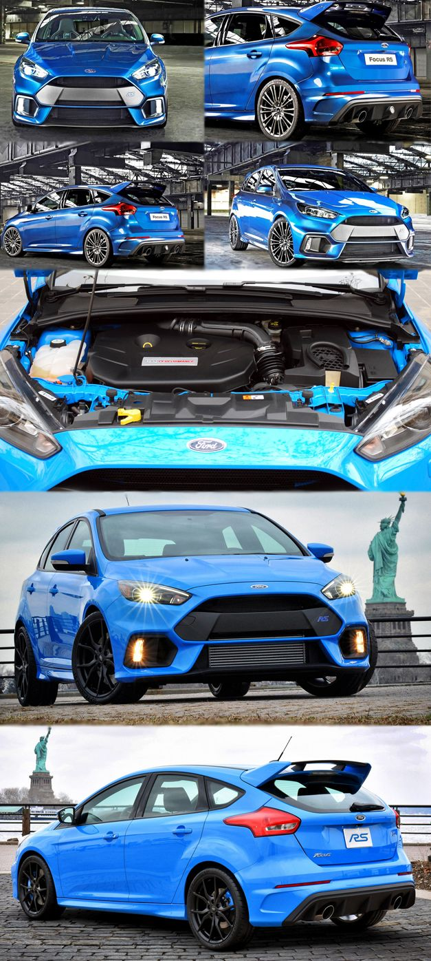 New Ford Focus Rs 2016 A Hyper Hatch Delivered More Info Http