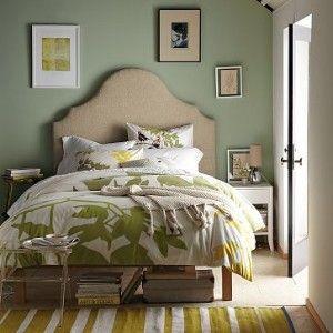 Benjamin moore night train bedroom decor