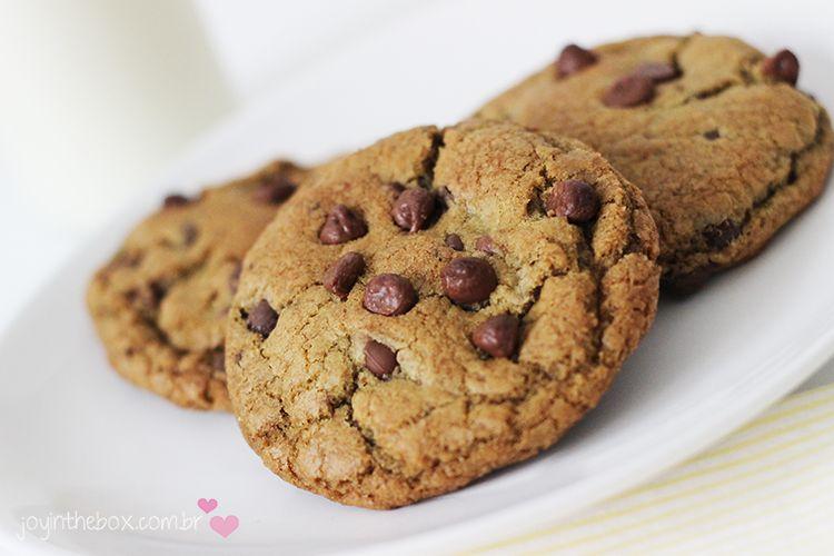 Cookies perfeitos {Receita}
