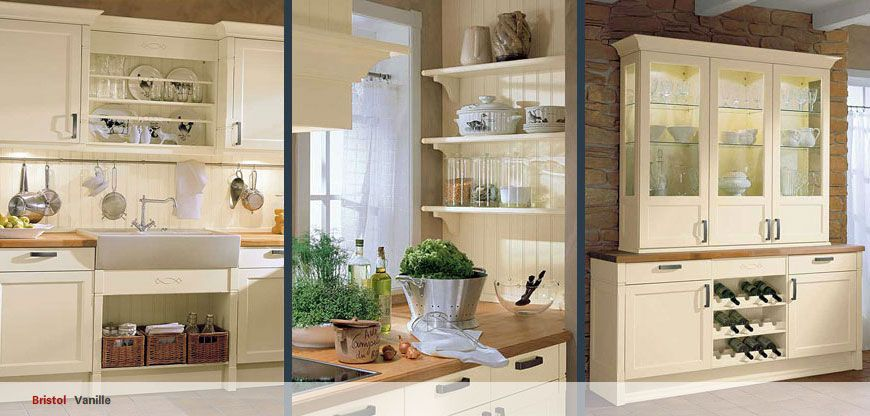Häcker-Küche Bristol 1 | Ideen rund ums Haus | Pinterest | Häcker ...