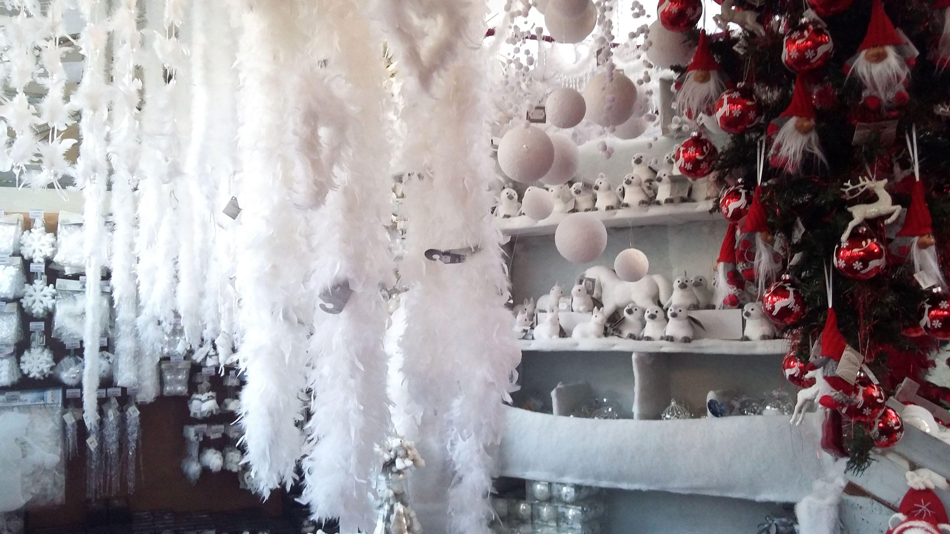 Decoration De Noel Jardiland #10: Une Déco De Noël Féérique Chez Jardiland