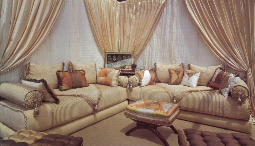 Salon marocain confortable | Salon marocain, Inspiration ...