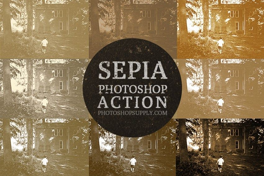 Sepia Photoshop Filter Photoshop Filters Free Photoshop Filters