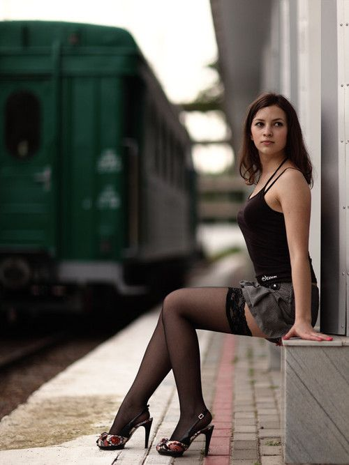 Railway Sexy Video