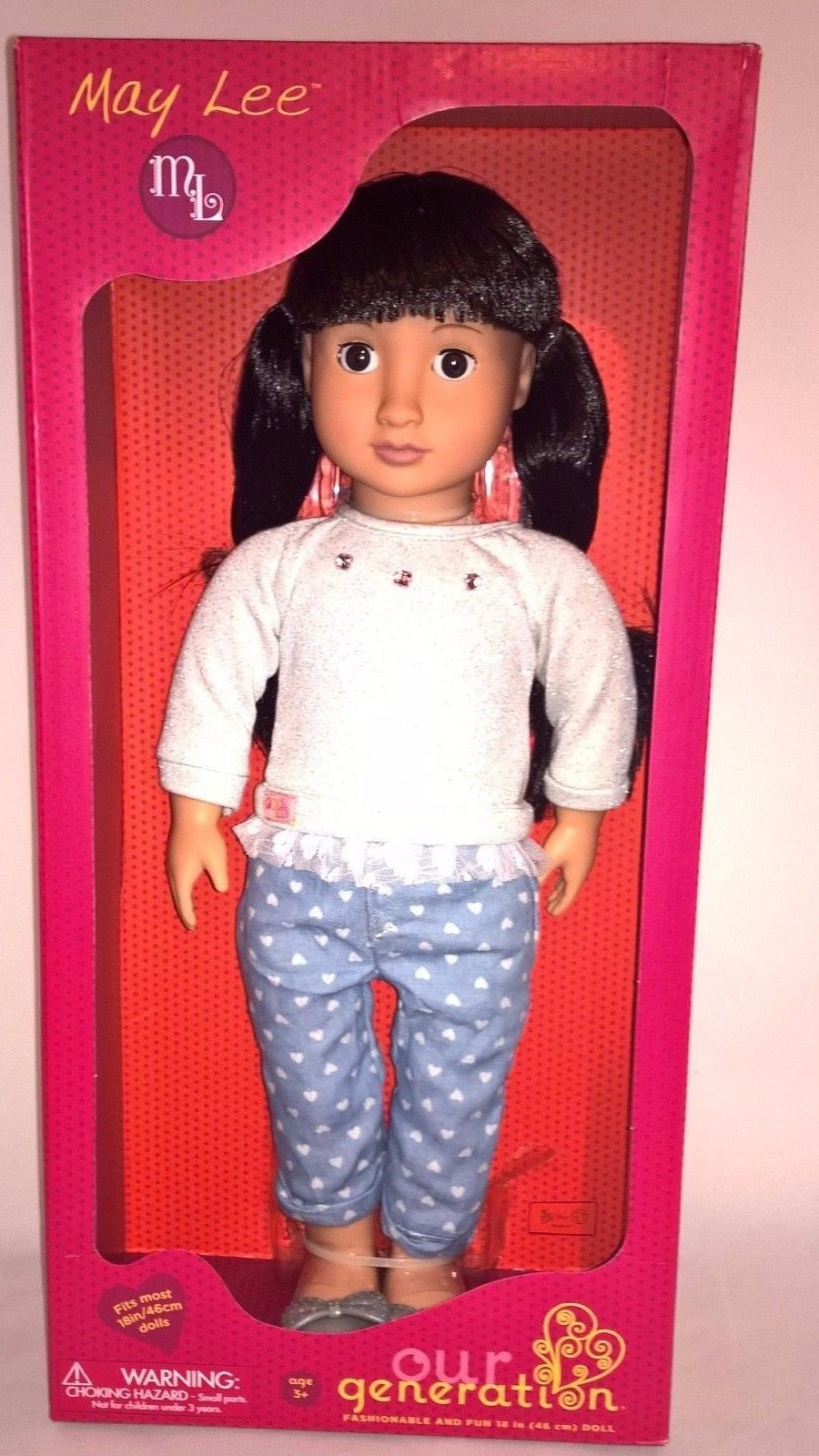 "American Girl Mini Doll Kit 1 doll 1 book New in Box 6.5/"" Blonde Hair Blue Eyes"