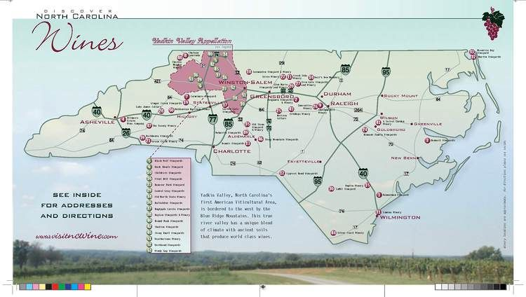 Yadkin Valley Wine Region - North Carolina Had a great time driving on yadkin valley winery events, warrior map, eastern coast map, globe map, northern neck map, salisbury map, waynesville map, crystal coast map, dfw metroplex map, granite falls map, patterson map, greater seattle area map, yadkin valley nc, yadkin valley telephone, sparta map,