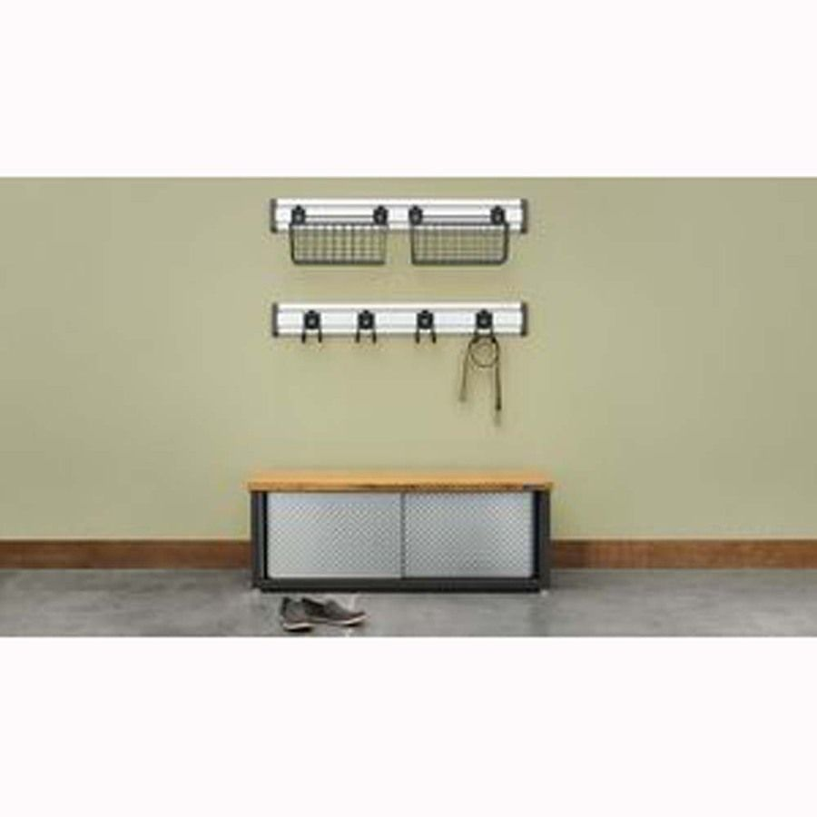 Shop Gladiator 48-in GearTrack Channel At Lowes.com