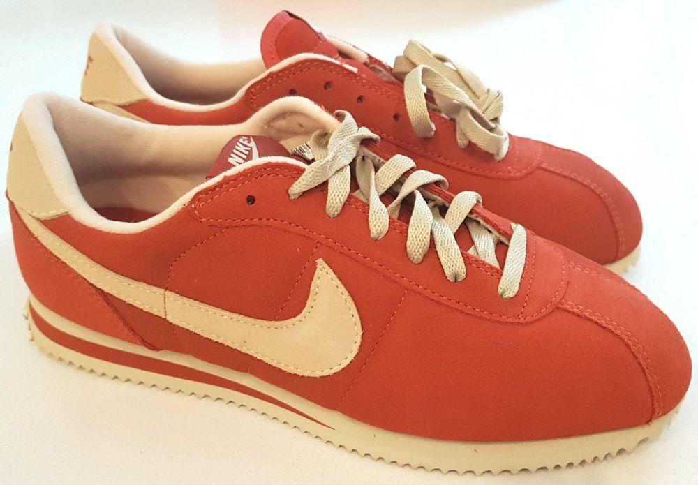 Og 2002 nike cortez basic suede sneakers vtg retro classic