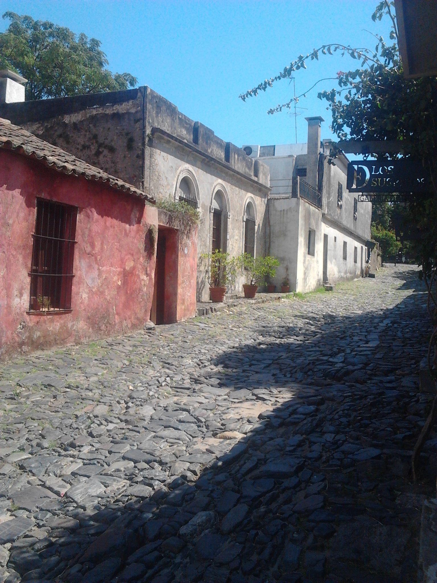 Old City Of Colonia Del Sacramento Uruguay South America Faces Buenos Aires Argentina Across The Rio De La Plata Irr Río De La Plata South America Colonia