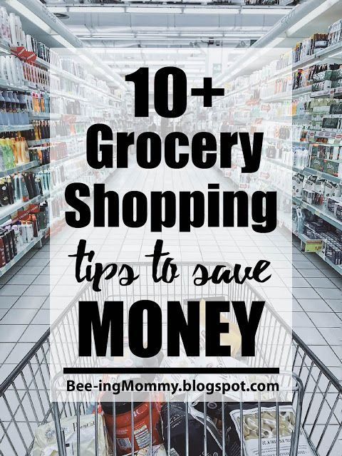 10+ Grocery Shopping Tips to help Save Money