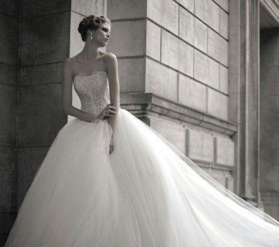 Le Grand Wedding Gown