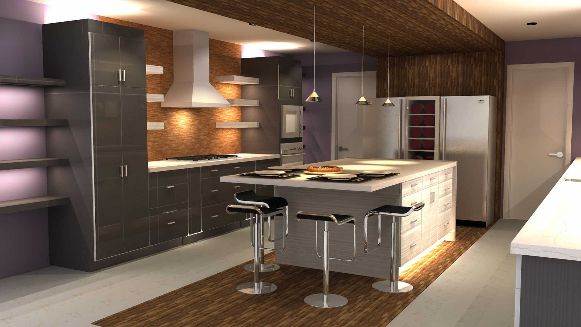 15 + Modern Kitchen Design Ideas Tips Modern kitchen