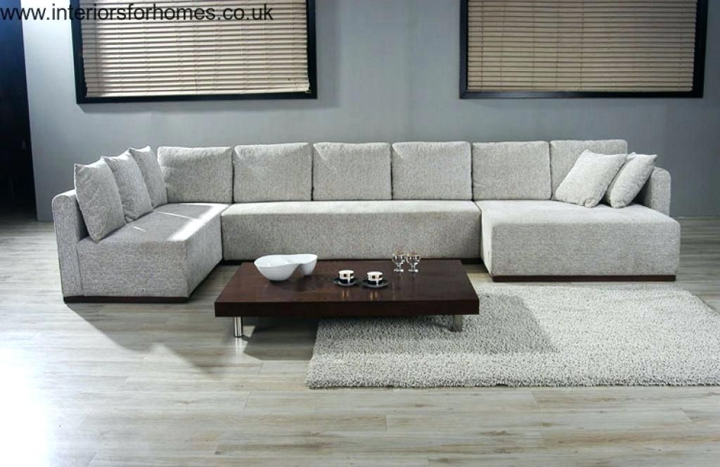 Double Chaise Sectional Sofa In 2019 U Shaped Sectional