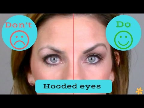 (508) Hooded, droopy eyes DOs & DON'Ts/ Makeup technique