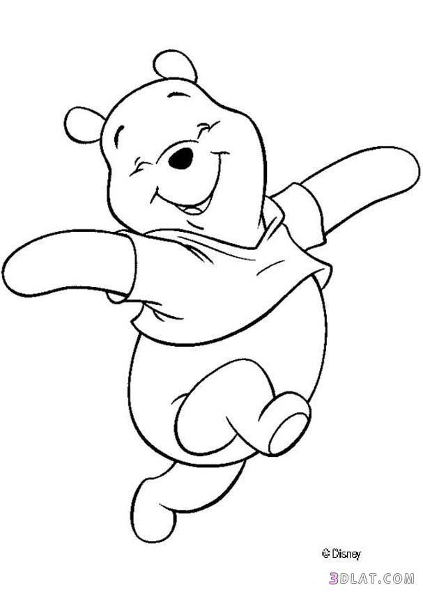 صور رسومات اطفال للتلوين صور رسومات تلوين اطفال صور رسومات للتلوين 607 X 850 99 Bear Coloring Pages Disney Coloring Pages Cartoon Coloring Pages