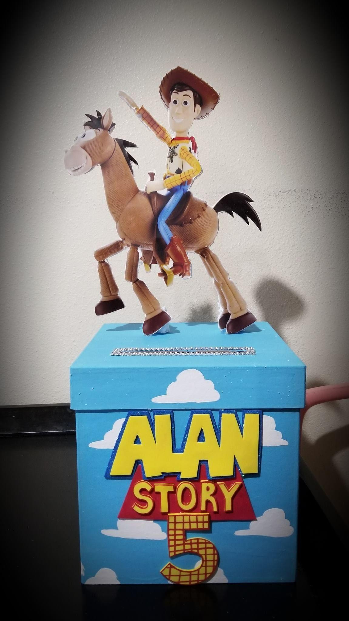 Toy Story Money Box Buzón para dinero de Toy Story  2e13ec17e88