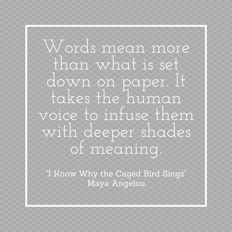 I Know Why The Caged Bird Sings By Maya Angelou Maya Angelou Quotes From Justlikejosephine Tumblr Com What Is Set The Caged Bird Sings Book Quotes